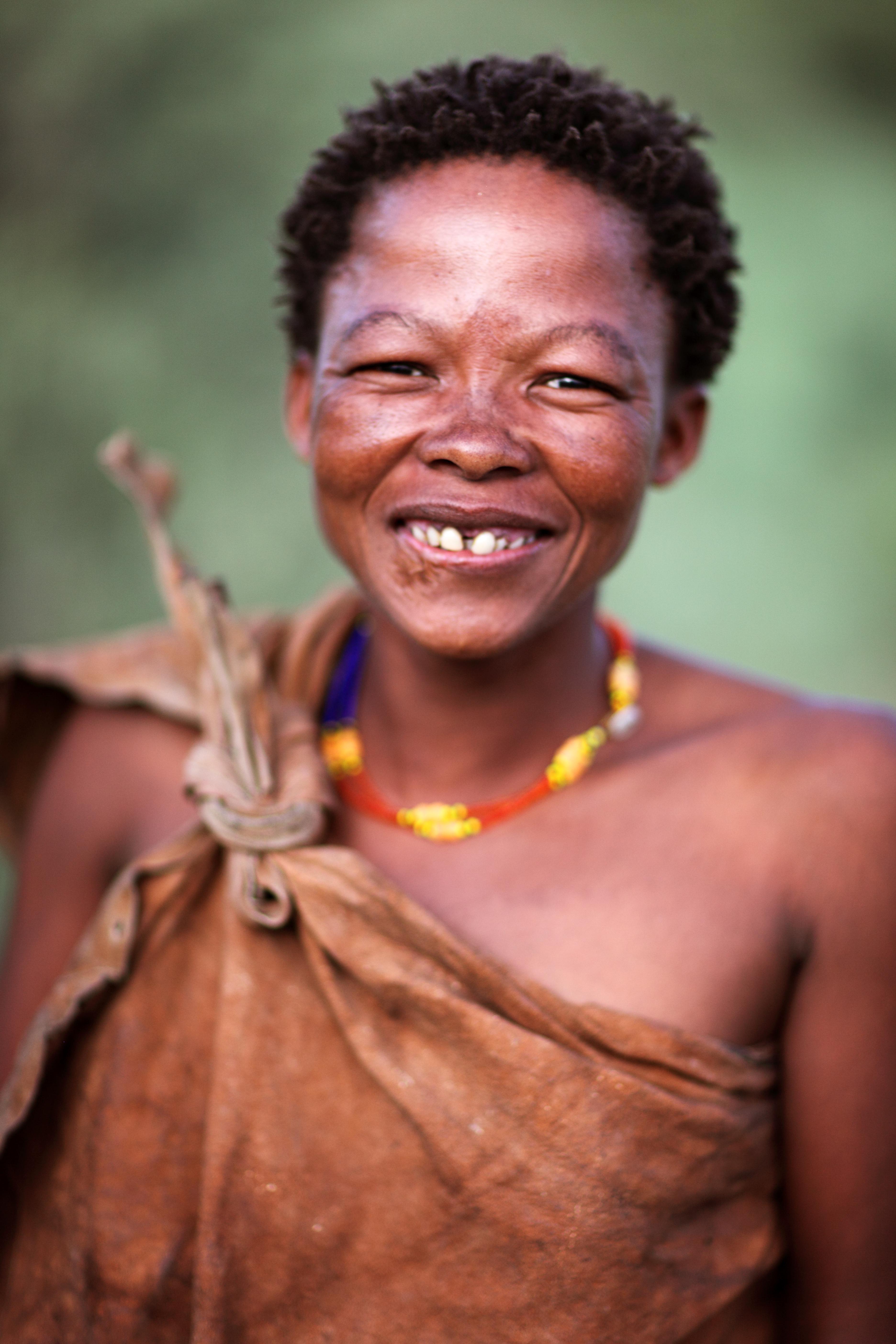 Bushmen Kalahari